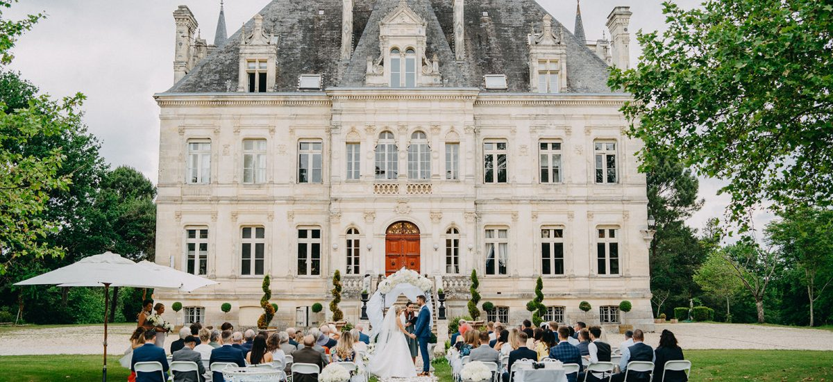 N & H, Château La Valouze, France